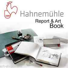 Hahnemuhle Artists Report and Art Sketch Book for Drawing - A6