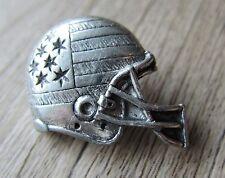 American Football - Super Bowl -  edler Helm als Pin in 3D Optik - Kult