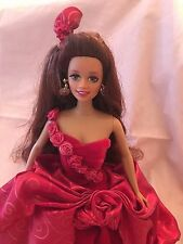 1996 **RADIANT ROSE** Barbie Society Style Collection 2nd in Limited Edition AA