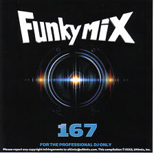 Funkymix 167 LP A$AP Rocky Watch The Duck Redfoo Sevyn Streeter Lupe Fiasco