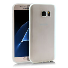 Ultra Slim Shockproof Soft TPU Protective Case Cover For Samsung Galaxy Models