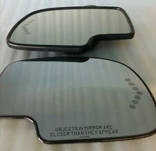 2003 Cadillac Escalade turn signal MIRRORS OEM HEATED GM CADILLAC