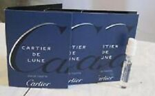 CARTIER DE LUNE by Cartier 0.05 oz /1.5 ML EDT - Lot of 3 Vials Women