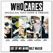 "WHOCARES ""OUT OF MIND / HOLY WATER"" CD SINGLE NEU"