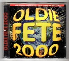 (GY243) Various Artists, Oldie Fete 2000, 20 tracks - CD