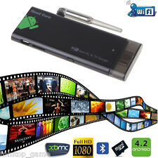EU CX919 Quad Core Android 4.2 MINI PC Smart TV Box Media Player WIFI TV Stick