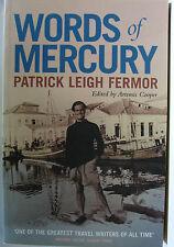 #JL18, Patrick Leigh Fermor & Artemis Cooper WORDS OF MERCURY, SC GC
