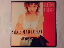 """SYLVIE MARECHAL Mercedes rouge 7"""" FRANCE JANIS JOPLIN COME NUOVO LIKE NEW!!!"""