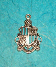 Pendant Crest Charm Coat of Arms Charm Heraldic Charm Family Crest Charm Shield