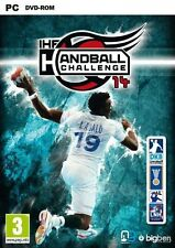 PC Computer Game IHF Handball Challenge 14 2014 NEW