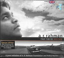 A R RAHMAN FOUNDATION & NOKIA NSERIES-PRAY FOR ME BROTHER-BOLLYWOOD - 1CD &1 DVD