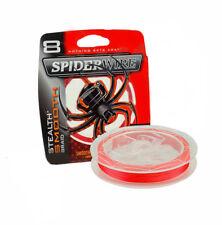 SPIDERWIRE Smooth 8 300M 0.17//15.8kg Camo 8 fach Geflochtene Angelschnur