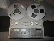 TASCAM - TEAC  BR-20 REEL TO REEL AUDIO TAPE RECORDER/PLAYER NEAR MINT