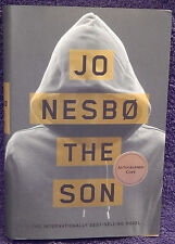 Nesbo, Jo.  The Son.  Signed, First Edition.