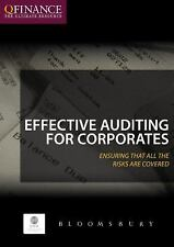 Effective Auditing for Corporates: Ensuring That All the Risks Are Covered. (Key