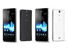 Original Sony Xperia V LT25I Black Unlocked smartphone 8GB 13MP WIFI Android GPS