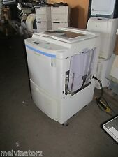 Riso Risograph RP3700 RP 3700 Digital Duplicator Black 11x17 drum working unit 1