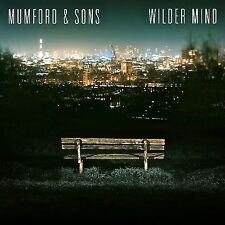 MUMFORD & SONS - WILDER MIND.  NEW SEALED VINYL  LP  RECORD.