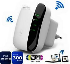 300Mbps 802.11 Wifi Repeater Wireless-NAP Range Signal Extender BoosterEU USPlug