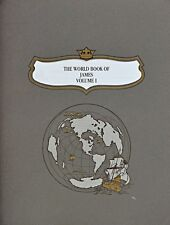 The World Book of James Volume I and II • Set of Two (2) Books