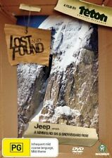 LOST AND FOUND - TGR TETON GRAVITY RESEARCH SKI - BRAND NEW SEALED DVD R4