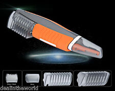 New 4 Size Comb Sharp Blade Electric Shaver Hair Trimmer Clipper for Men