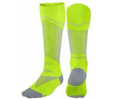 1 pair NIKE DRI-FIT ELITE COMPRESSION RUNNING OVER-THE-CALF SOCKS, shoe 8-9.5