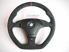 BMW E31 E36 E34 M Z3 One of a kind best quality steering wheel THICK FLAT BOTTOM