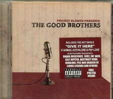 THE GOOD BROTHERS - PROJECT BLOWED PRESENTS - VARIOUS ARTISTS - CD - NEW