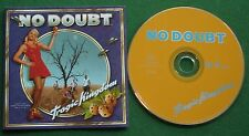 No Doubt Tragic Kingdom inc Don't Speak / Sunday Morning + CD