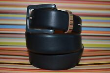"""Paul Smith PS Mens Striped Keeper Belt 28"""" Brand New"""