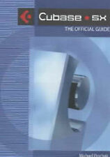 Cubase SX by Michael Prochak (Paperback, 2002)