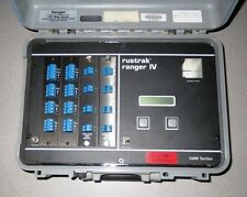 Rustrak Ranger IV Data Logger w/ 16 channels Model RR4-1600-3 - Used!