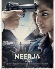 Neerja (2016) -  Sonam Kapoor (NO SUBTITLE) -  bollywood hindi movie  dvd