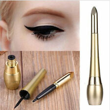 Waterproof Eyeliner Liquid+Eye Liner Pencil Pen Beauty Make Up Cosmetic Dual-use