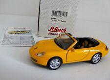 SCHUCO Porsche 911 cabriolet  1998  1/43