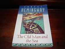 THE OLD MAN AND THE SEA by Ernest Hemingway (1995) SOFTCOVER