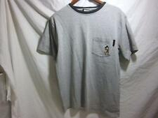 Walt Disney World Ladies T Shirt Size S Pocket Mickey Mouse Embroidered