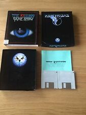 Rare Big Box The Killing Gameshow Good Condition Commodore Amiga Game FREE P&P