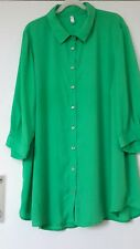 three quarter sleeve blouse by evans size 24