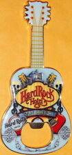 Hard Rock Hotel SAN DIEGO 2010 Guitar MAGNET Bottle Opener City Icons & Guitars