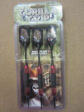 Gorilla Grip Red 18g Soft Tip Darts 18GSR w/ FREE Shipping