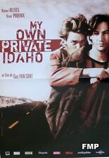 MY OWN PRIVATE IDAHO - REEVES / PHOENIX / VAN SANT - REISSUE SMALL FRENCH POSTER