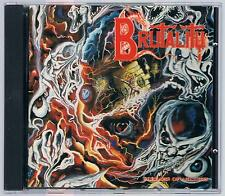 BRUTALITY SCREAMS OF ANGUISH CD F.C.