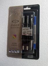 Parker Vector Standard Fountain Pen * Roller Ball * Ball Pen ~ Super Value Set