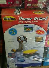 WIN FUN POWER DRIVE TV PLUG & PLAY 30 In 1 Game Station WinFun Lot Nintendo 64