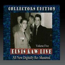Elvis Raw Live - Volume 5 - Elvis Presley (2016, CD NIEUW)