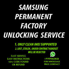 Samsung Rugby 3 III UNLOCK CODE AT&T SGH A847 NO OR OUT OF CONTRACT PHONE ONLY
