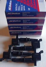 SET OF 4 IGNITION COIL DG511 AC DELCO NEW