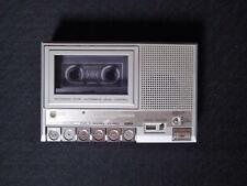 VTG GENERAL ELECTRIC GE Cassette Tape Deck Recorder DICTAPHONE 3-5361A